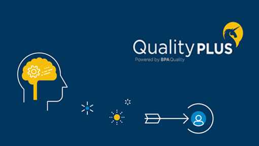 Quality experience software banner image for mobile